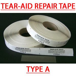 "TEAR-AID® type ""A"" 1&1/4 inch wide"