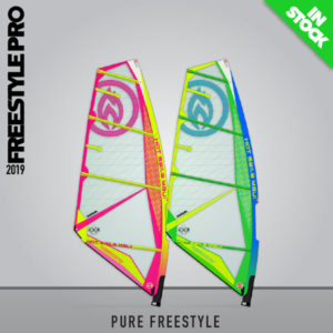 2019 Freestyle Pro Sail 30% off