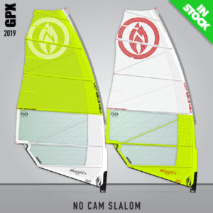 20% off 2019 GPX no cam slalom windsurfing sail!