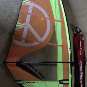 Used Superfreak 4.2m UL #4011