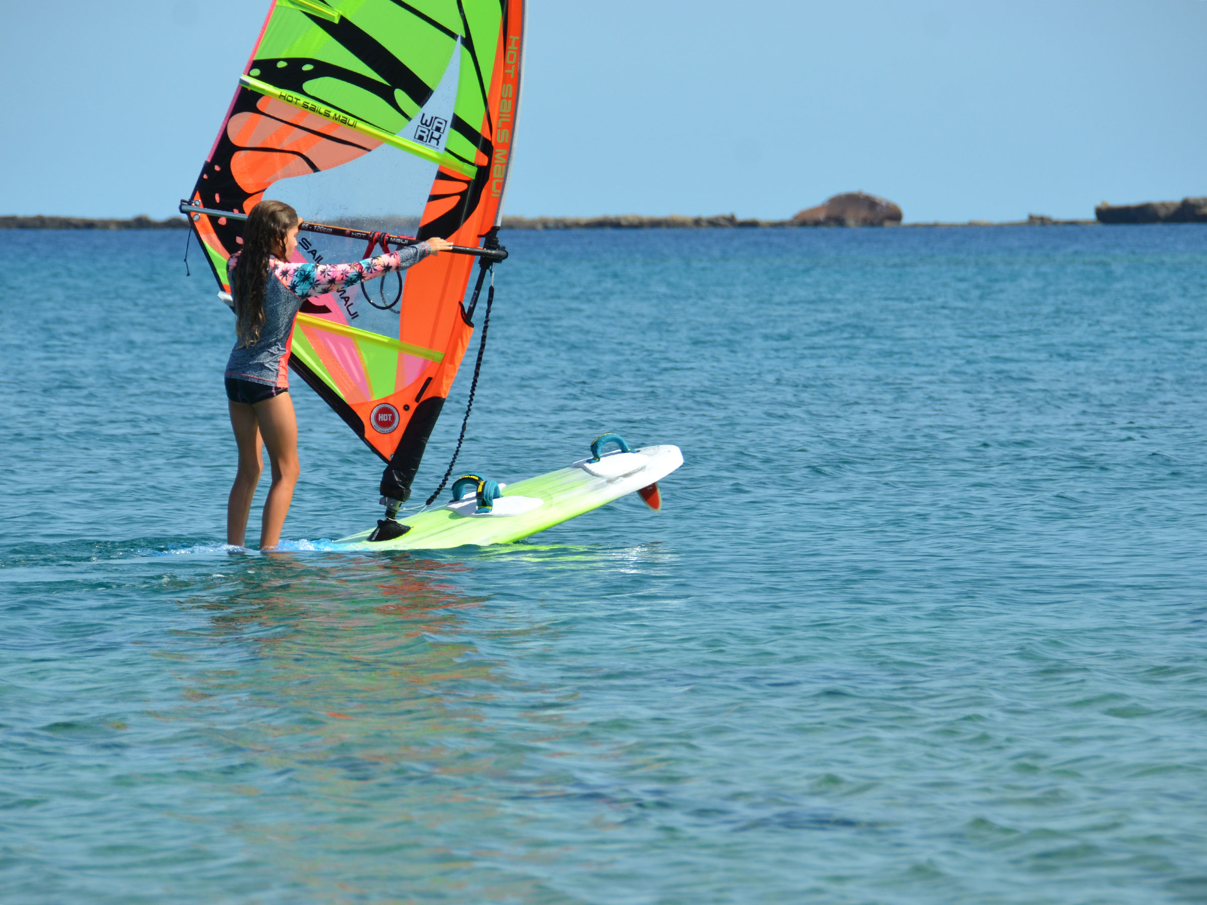Hot Sails Maui Microfreak