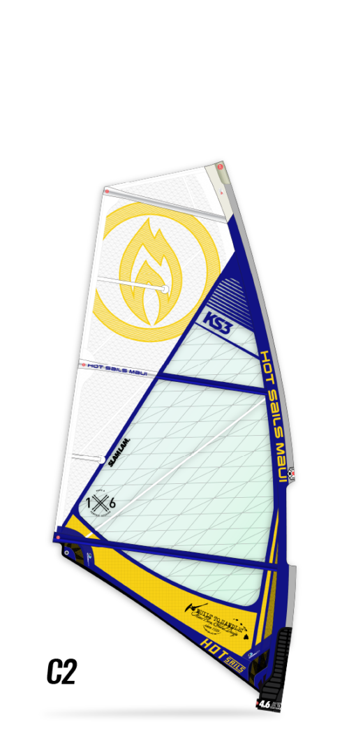 Hot Sails Maui MicroKS3 - C2
