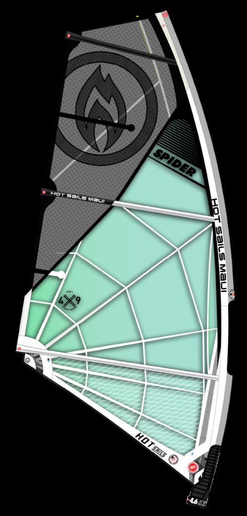 Hot Sails Maui KSSPIDER - C3