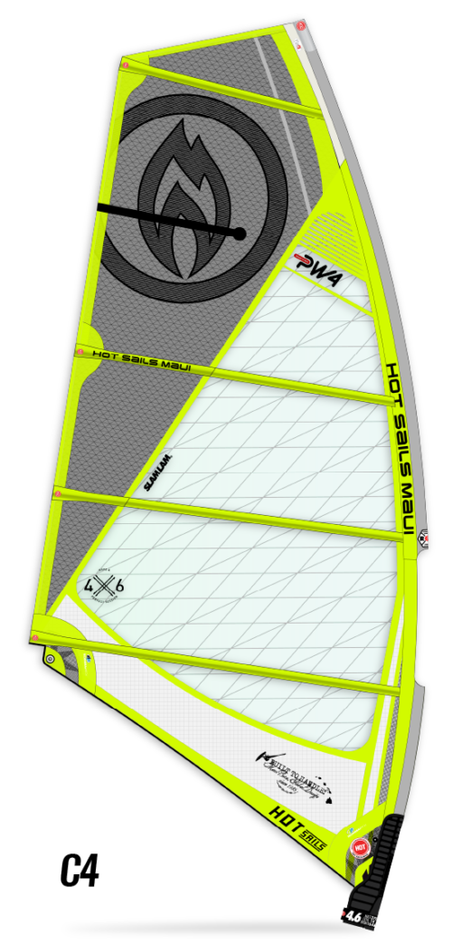 Hot Sails Maui PW4 - C4