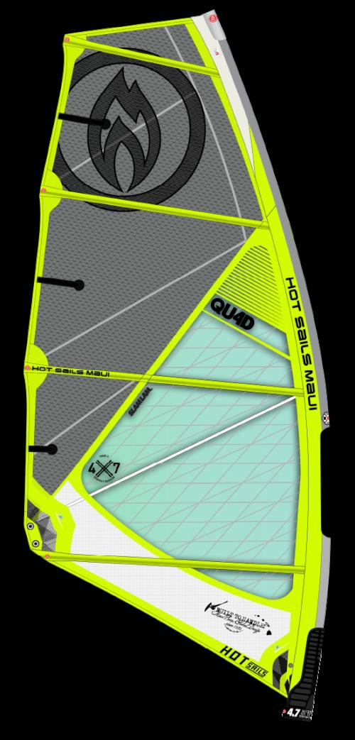 Hot Sails Maui QU4D - C4