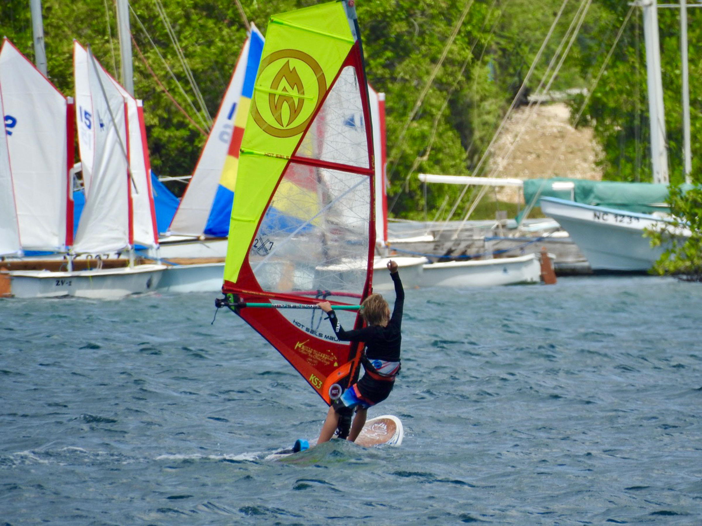 Hot Sails Maui MicroKS3