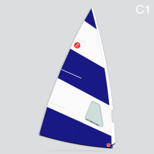 SummerFreak 6.5m windsurfer sail C1