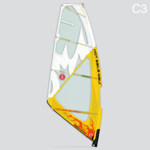 2018 4.4m Freestyle Pro Sail 50% off