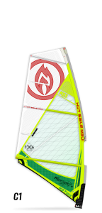 Hot Sails Maui MicroKS3 - C1