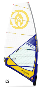 Hot Sails Maui Firelight - C2